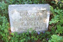 Caroline <I>Shakshober</I> Fassett
