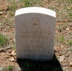 Alejandro Montoya