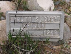 Ralph Sidney Benson