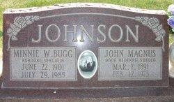 John Magnus Johnson