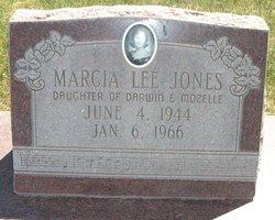 Marcia Lee Jones