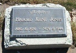 Harold Kent Jones
