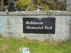Robinson Memorial Park