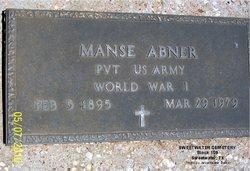 Manse Abner