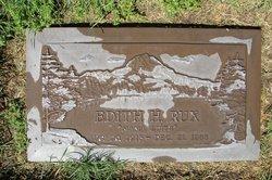 Edith Hazel <I>Carothers</I> Rux