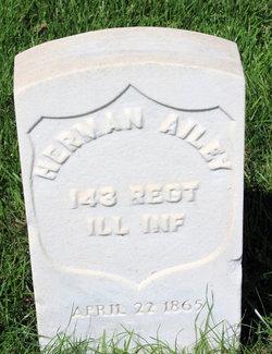PVT Herman Ailey