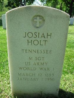 Josiah Holt