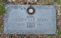Grady Lee Berry