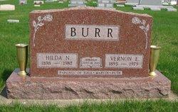 Vernon Elvin Burr
