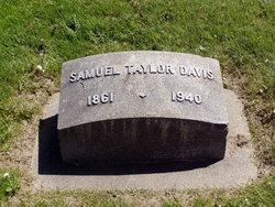 Samuel Taylor Davis