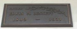 Edwin M. Bennett