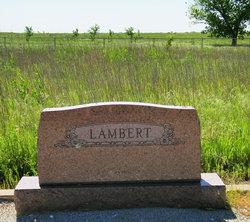 Dr C L Lambert