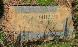 Nola <I>Miller</I> Miller