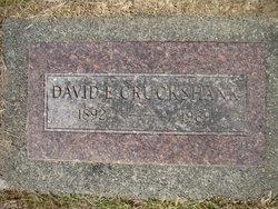 David Earl Cruckshank