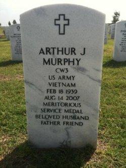 Arthur J Murphy
