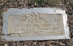 Minnie Bell <I>Wesberry</I> Darby