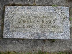 Dorothy Virginia <I>Johnson</I> Bisson