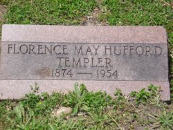 Florence May <I>Hufford</I> Templer