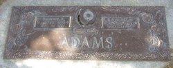 Bonnie <I>Faris</I> Adams