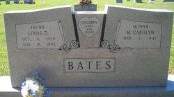 Louis Doyle Bates