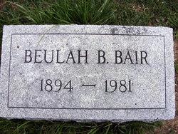 Beulah B. Bair