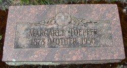 Margaret <I>Riedel</I> Toepfer