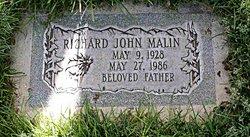 Richard John Malin