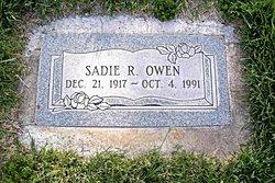 Sadie Rebecca Owen