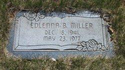 Edlenna <I>Black</I> Miller