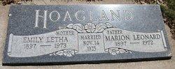 Marion Leonard Hoagland