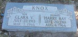 Harry Ray Knox