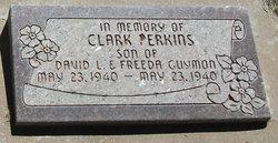 Clark Perkins Guymon