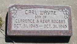 Carl Wayne Rogers