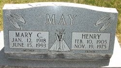 Henry H May