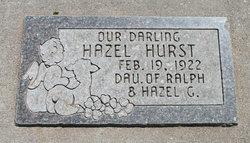 Hazel Hurst