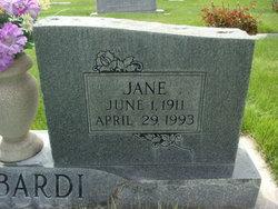 """Guilda Lorriane """"Jane"""" <I>Perry</I> Lombardi"""