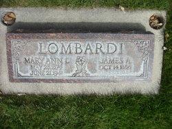 James Andrew Lombardi