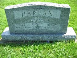 Henry Harlan
