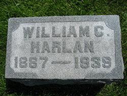 William C Harlan