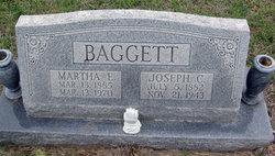 Martha Ellen <I>Stinnett</I> Baggett