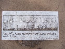 Laura <I>Easley</I> Foster
