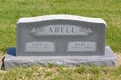 Fred H Abell
