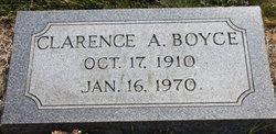 Clarence Alphonso Boyce