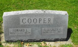 Edward Lee Cooper