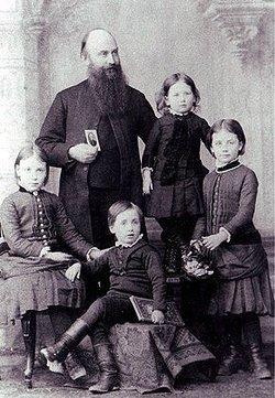 Rev William Henry Hechler