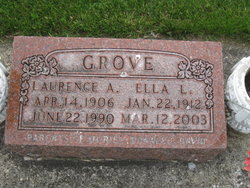 Laurence Abner Grove