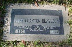 John Clayton Blaylock