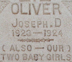 Stillborn girl Oliver