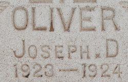 Joseph D Oliver