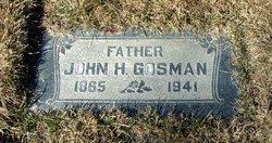 John Henry Christian Gosman